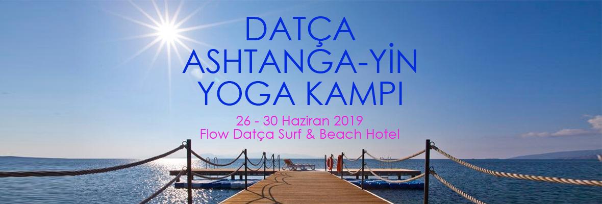Datça Ashtanga - Yin Yoga Kampı