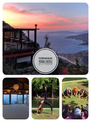 Ece Akçiçek ile Yediburunlar Dream Yoga Tatili 18-21 Temmuz