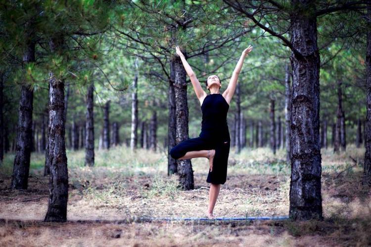 Masal Tadında Yoga Tatili