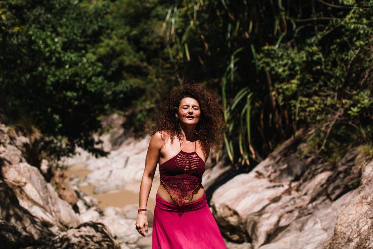 Kadının Yolu İleri Düzey - Yoga Terapi ve Tantra İnzivası Dijan Albayr