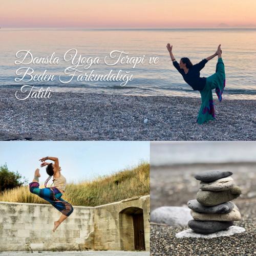 Yoga Dans ve Beden Farkındalığı Tatili