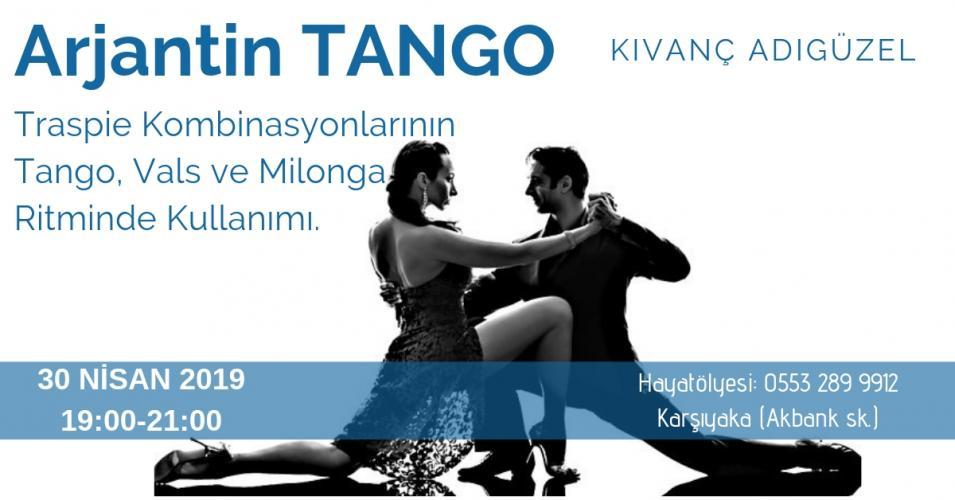 Arjantin Tango Workshop