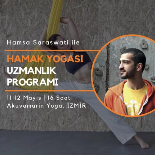 İzmir Hamak Yogası Uzmanlık Eğitimi
