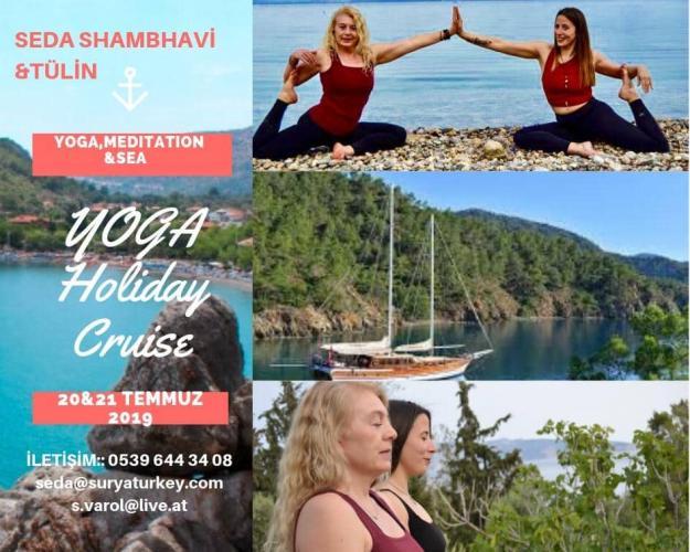 Yoga Holiday Cruise Seda Shambavi