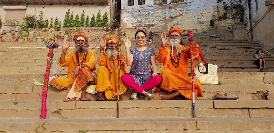 Hindistan Yoga Turu 28 Eylül – 11 Ekim 2019 Ayman Sozakbayeva