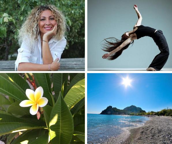 17-21 Temmuz 2019 - Dişilik Sanatı I. Seviye ve Dansla Yoga Terapi Kam