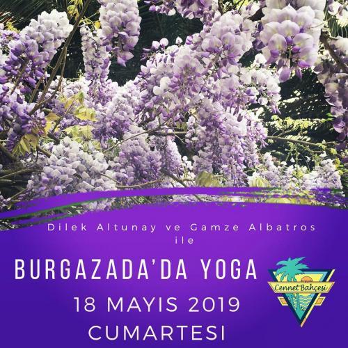 Burgazada'da Yoga ile Bir Gün