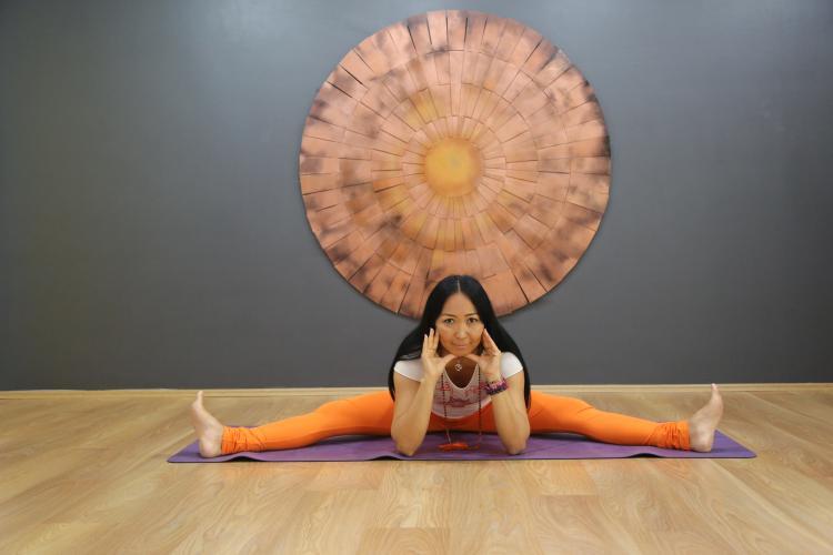 Ayman S.K ile 50 Saatlik Yoga Terapi Eğitimi Eylül/Ekim Ayman Sozakbay