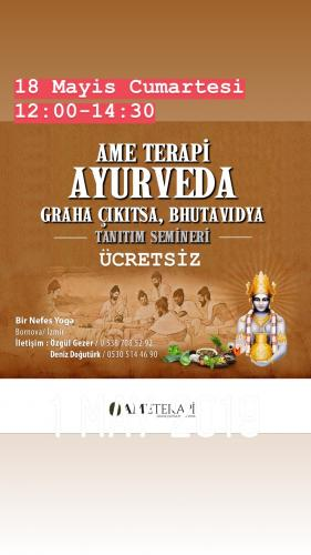 AME Workshop (Ayurveda)