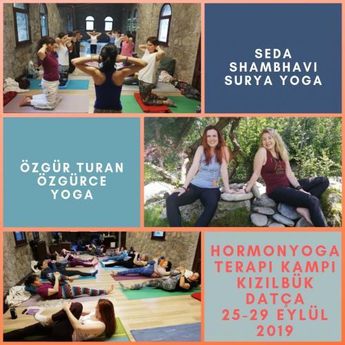 Hormon Yoga Uzmanlık Kampı