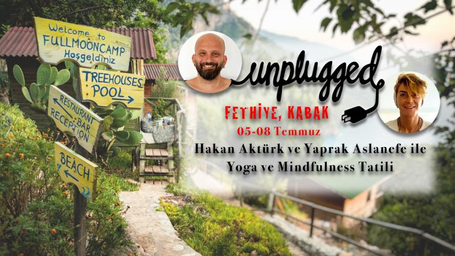 Yoga ve Mindfulness Tatili Hakan Aktürk