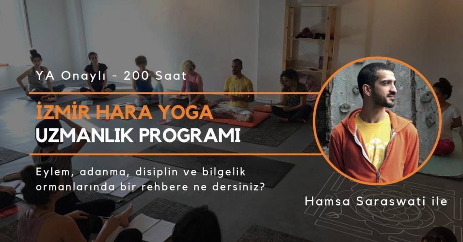 Hara Yoga Temel Uzmanlık Eğitimi