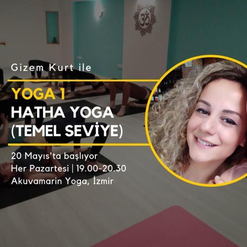 Yoga-1 ( Temel Seviye)