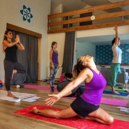 200 Hours Yoga Teacher Training in Datça Kami Sinan Anadol