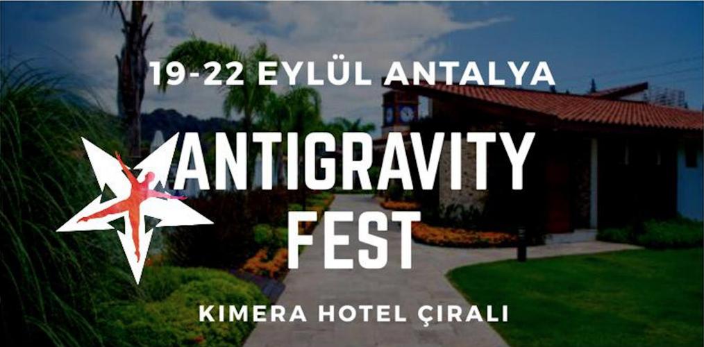 Mine Melek'le Antigravity Fest