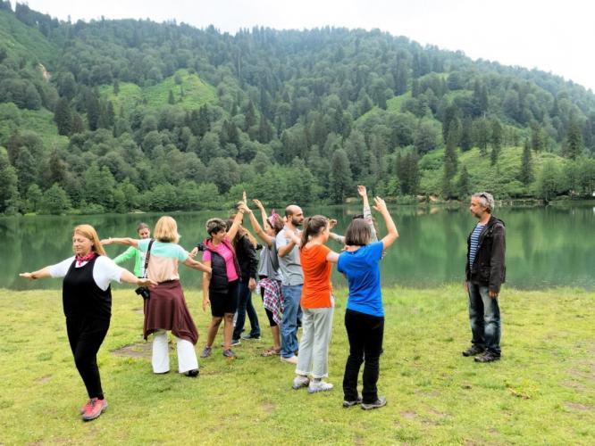 Faruk Kurtuluş ile Artvin Maçahel Yoga Kampı