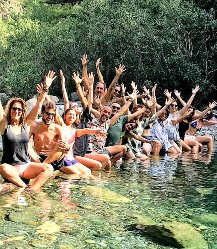 Faruk Kurtuluş ile Hızır Kamp Yoga Kampı Faruk Kurtuluş