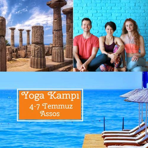 Yoga ve Mitoloji Yaz Kampı