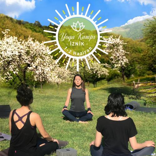 İznik'te Yoga Kampı