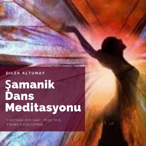 Dans Meditasyonu 'Nefesin Ritmi'