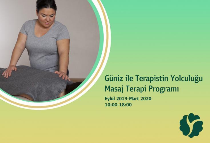 Güniz ile Terapistin Yolculuğu Masaj Terapi Programı