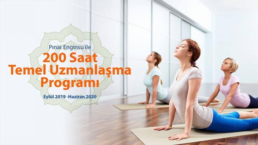 Pınar Enginsu ile 200 Saat Temel Uzmanlaşma Programı