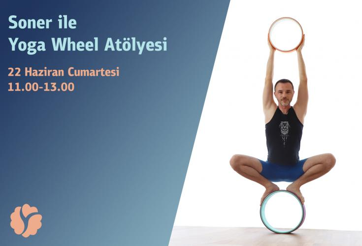 Soner ile Yoga Wheel Atölyesi