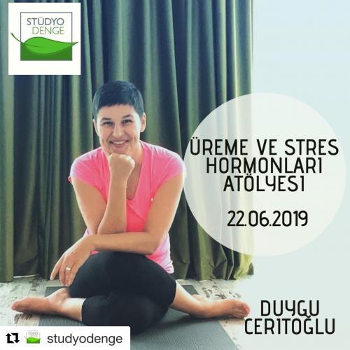 Hormon Yoga Terapi Atölye - Üreme ve Stres Hormonları