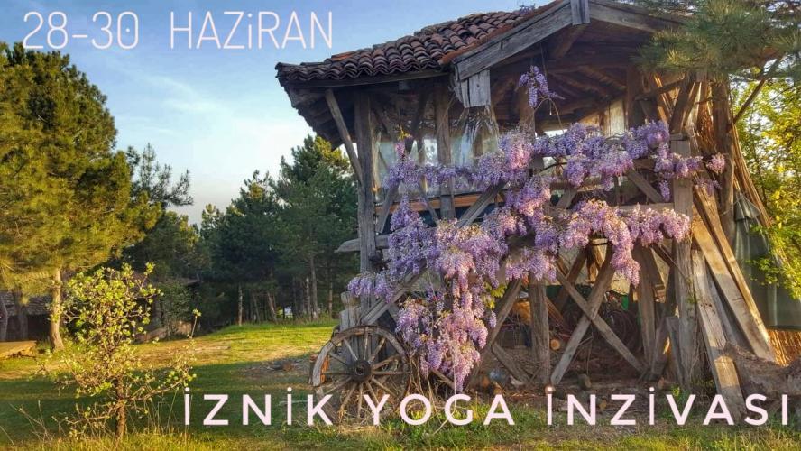 Canan Emir ile İznik'te Yoga İnzivası