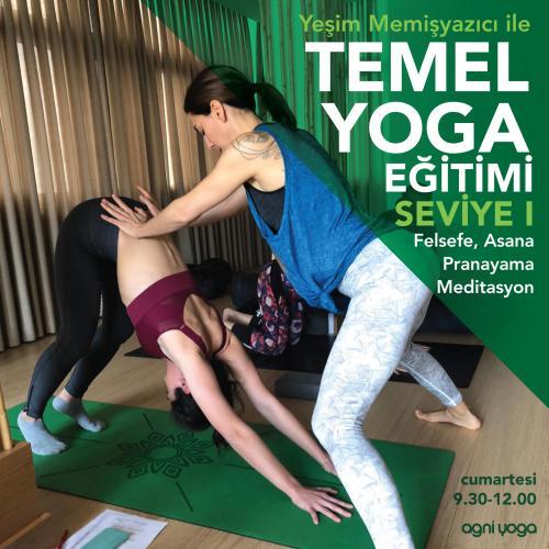 Temel Hatha Yoga Kursu – Seviye I