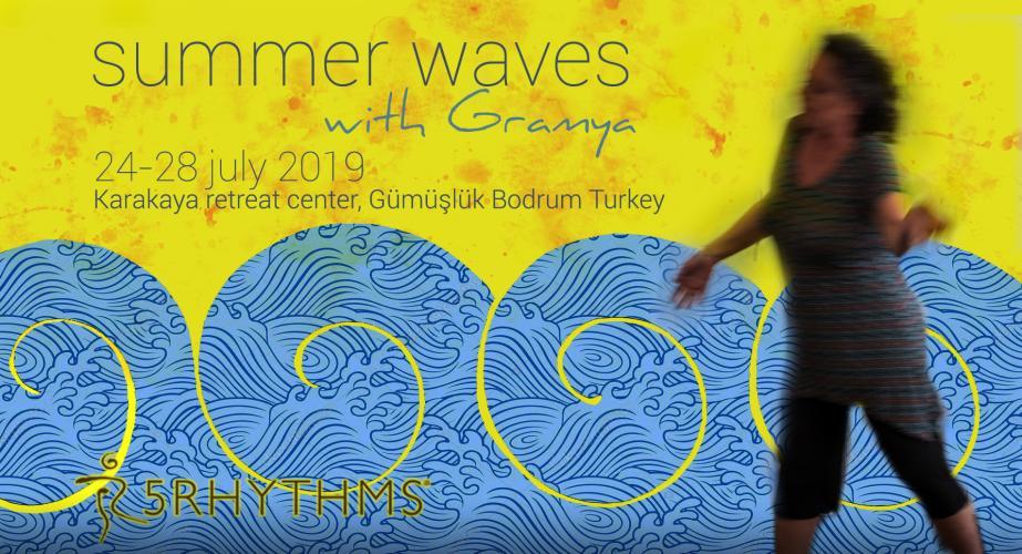 Gramya ile 5 Rhythms Dans Meditasyonu