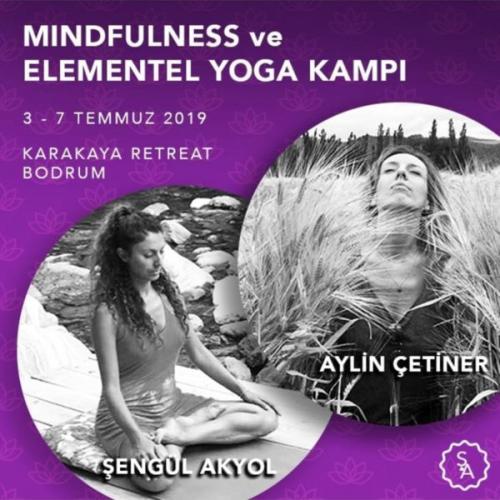 Mindfulness ve Elementel Yoga Kampı