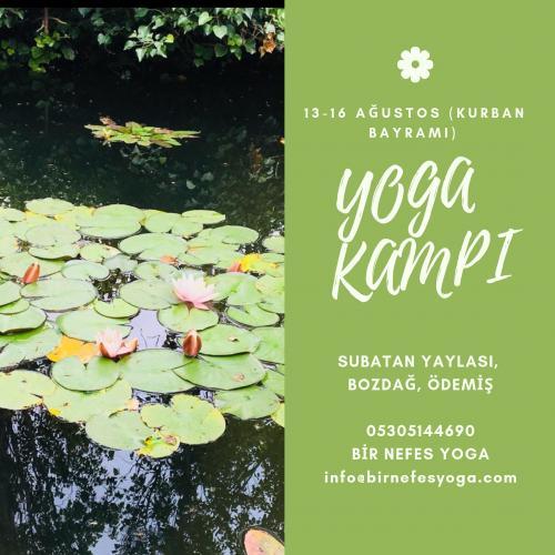 Yoga Kampı (Kurban Bayramı)
