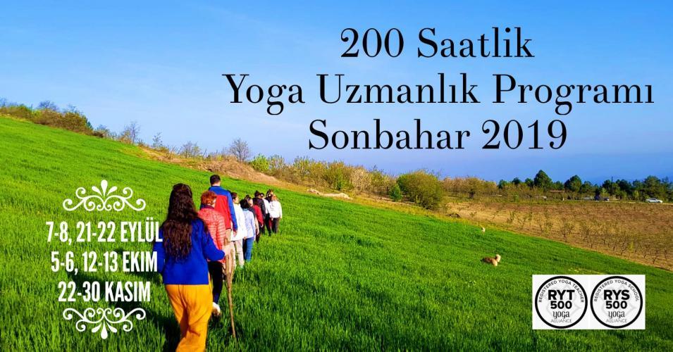 200 Saatlik Yoga Uzmanlık Programı // Damla Dönmez ile