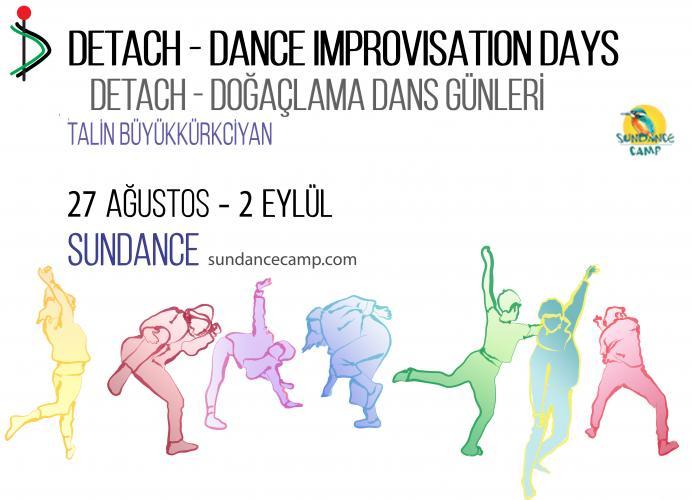 Detach - Dans Doğaçlama Günleri