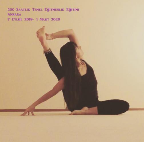 Tuğba Ayata ile 200 Saat Yoga Eğitmenlik Eğitimi