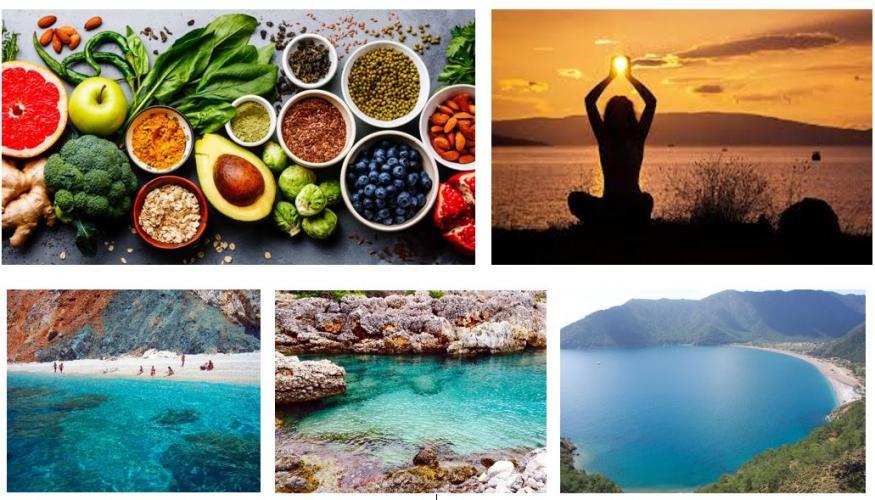 Sağlıklı Beslenme ve Yoga Terapisi - Adrasan 02-06 Ekim 2019 Ayşegül D