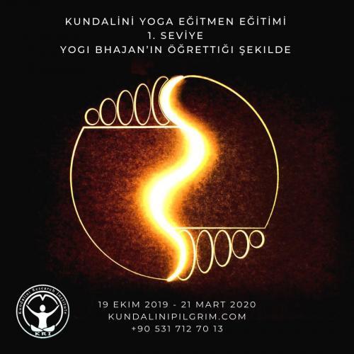 Kundalini Yoga Uzmanlık Programı 2019/ 2020