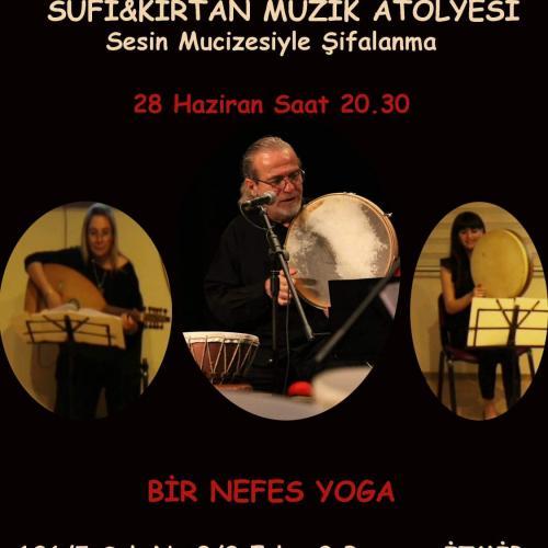 Sufi ve Kirtan Müzik Atölyesi