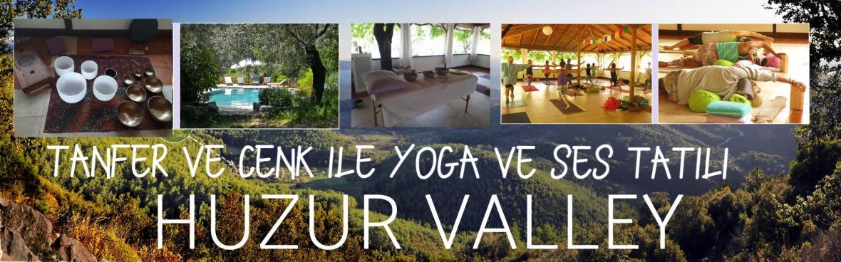 Tanfer ve Cenk ile Yin Yang Yoga ve Ses Terapi Kampı