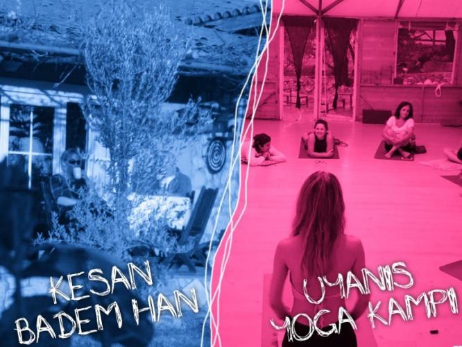 Seçil Sezer ile Uyanış Yoga ve Nefes Kampı