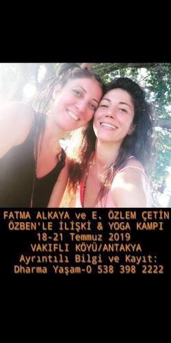 Fatma Alkaya&E. Özlem Çetin ile Özben ve Yoga Kampı
