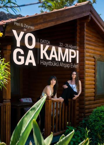 Datça'da Yoga Kampı