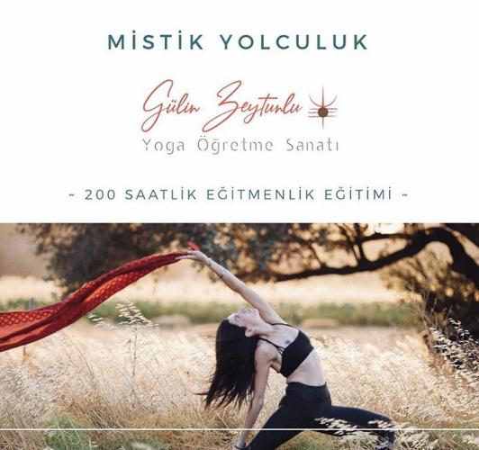 Gülin Zeytunlu ile Yoga Öğretme Sanatı Eylül'19