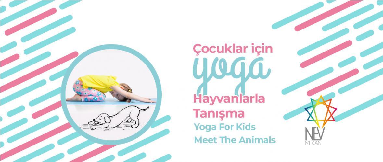Çocuklar İçin Yoga & Yoga For Kids