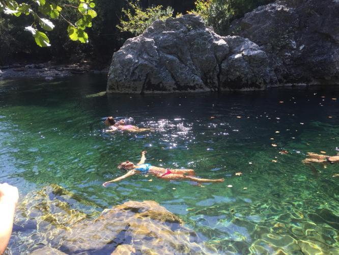 Mehtap Yıldız ile Kaz Dağları Hızır Kamp Yoga Tatili