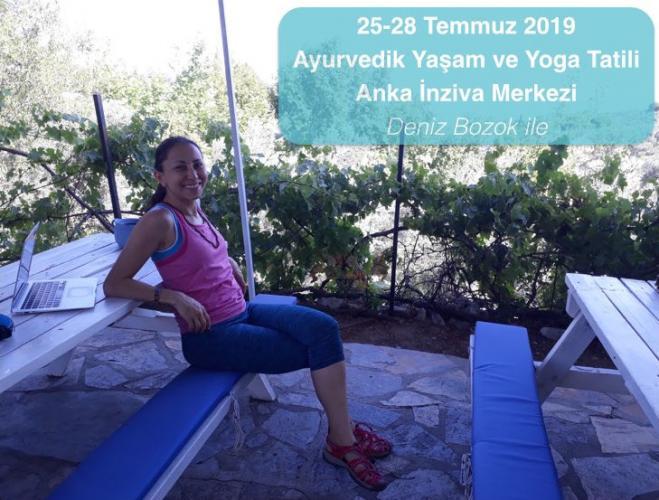 Ayurvedik Yaşam ve Yoga Tatili- Tazelenmek  Zamanı!