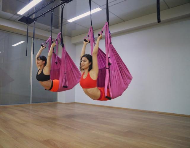 Swing Yoga Temel Eğitmenlik Eğitimi 11-13 Ekim Nazan Kışlak