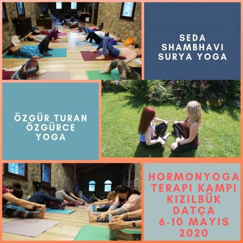 Hormon Yoga Uzmanlık Kampı Seda Shambavi