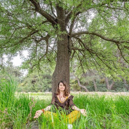 Fulya Nanba ile Sessizliğin Sesi Fulya Leela Jala